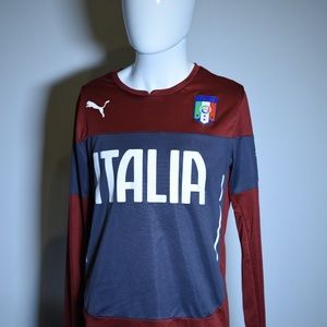 Italia Long Sleeve Top